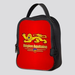 Aquitaine Neoprene Lunch Bag